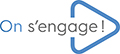 "Logo ""On s'engage"" Protocol sanitaire"